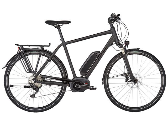 Ortler Bozen Premium Elcykel Trekking svart